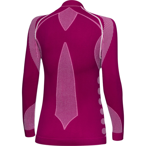 SPAIO® Damen Funktions-Shirt Thermo Line violett S