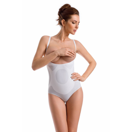 envie® Shapewear Body figurformend, verstellbare Träger weiß XL