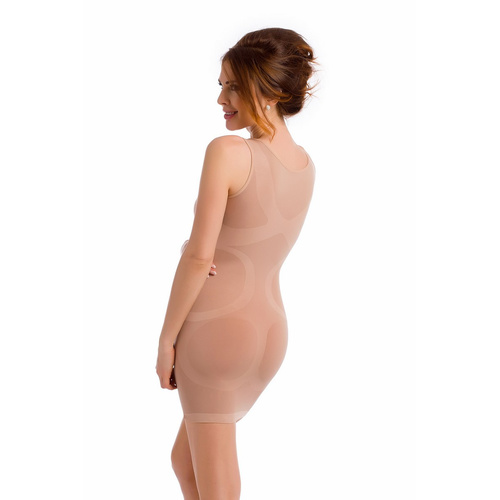 envie® Shapewear Kleid figurformend ecru S